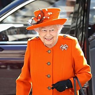 Queen Elizabeth Visits Royal Academy March 2018