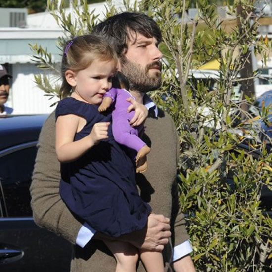 Celebrities and Their Children Pictures November 28, 2011