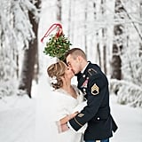 This Snowy Michigan Wedding Will Blow Your Mind