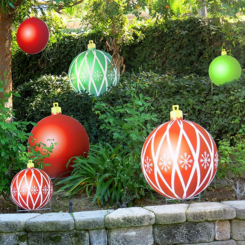 Large Outdoor Ornaments   POPSUGAR Home