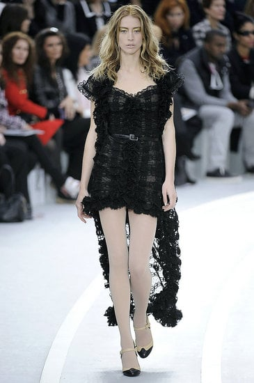 Chanel Fall/Winter 2008 Paris Fashion Show Fashion Week