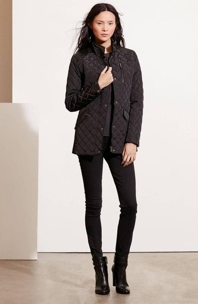 Lauren Ralph Lauren Quilted Jacket Petite Jackets For Women