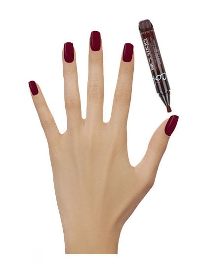 Playing around on Nicole by OPI's Website.