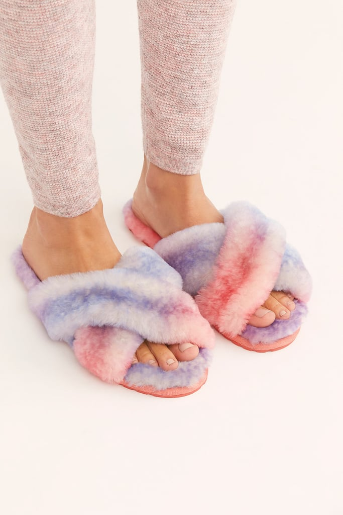 Emu Australia Tie-Dye Mayberry Slipper