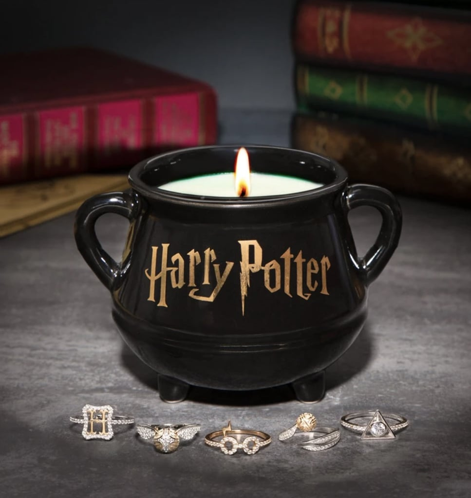 Harry Potter Cauldron Candle