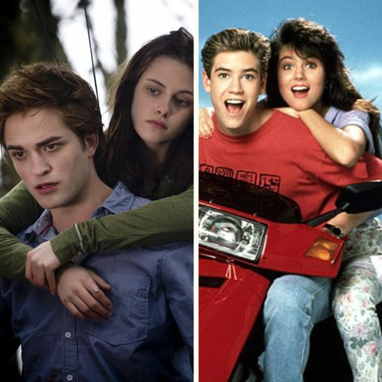Saved by the Bell and Twilight Similarities (Video)