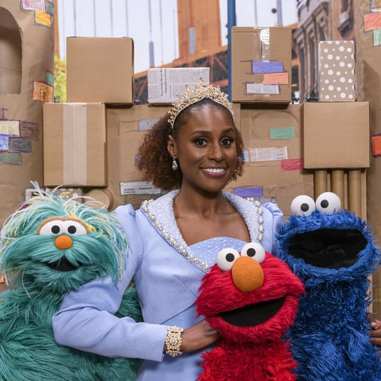 See a Clip of Issa Rae as a Queen on Sesame Street