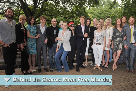 Paul and Stella McCartney Host Meat Free Monday Photos of Kate Bosworth, Laura Bailey, Kelly Osbourne
