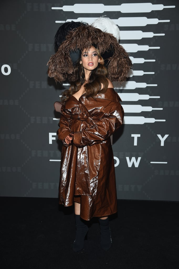Dascha Polanco at the Savage x Fenty New York Fashion Week Show