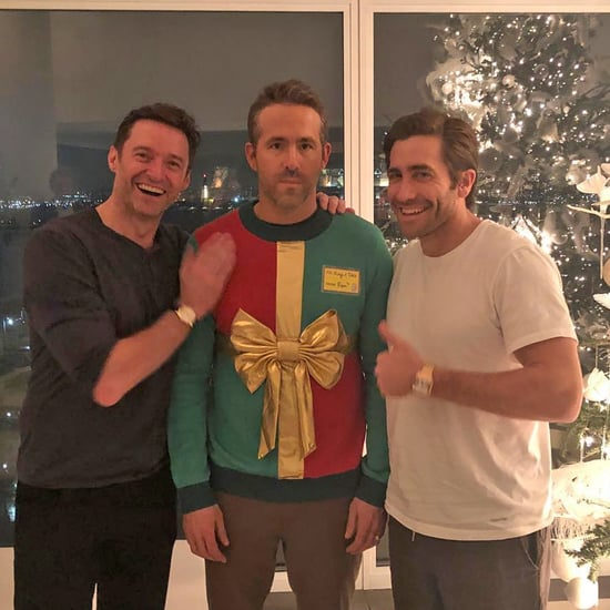 Jake Gyllenhaal and Hugh Jackman Troll Ryan Reynolds 2019