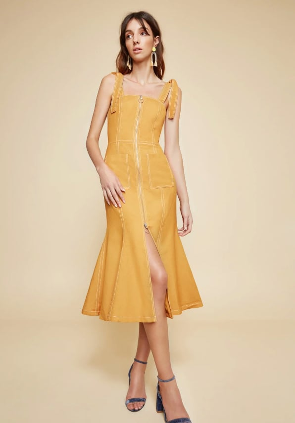 C/MEO Collective Get Right Midi Dress ($229.95)