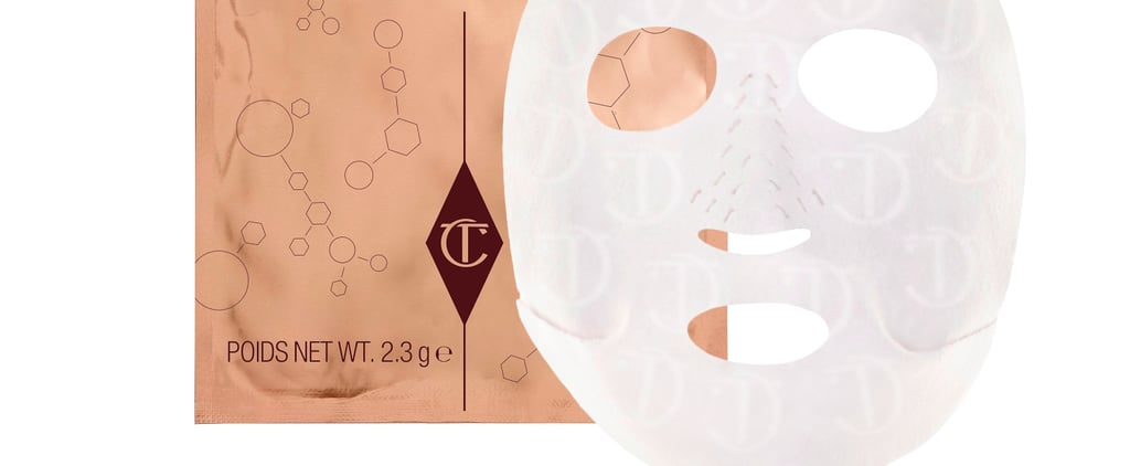 Charlotte Tilbury's New Dry Mask Is Unlike Anything You've Ever Tried Before