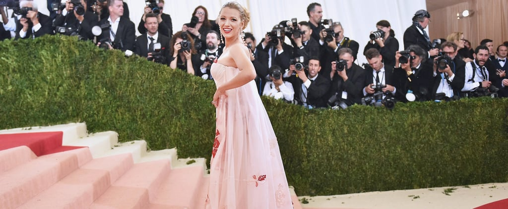 Blake Lively's Met Gala Dress Is SO Much Different Than Last Year's