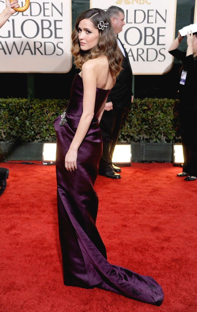 Rose Byrne in Lanvin