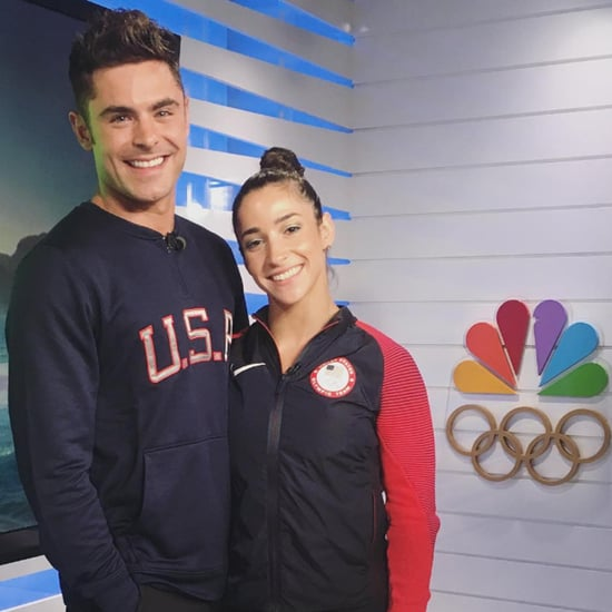 "Most ""Liked"" Instagram Moments From the Olympics"