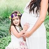 Pretty Maternity Photo Ideas