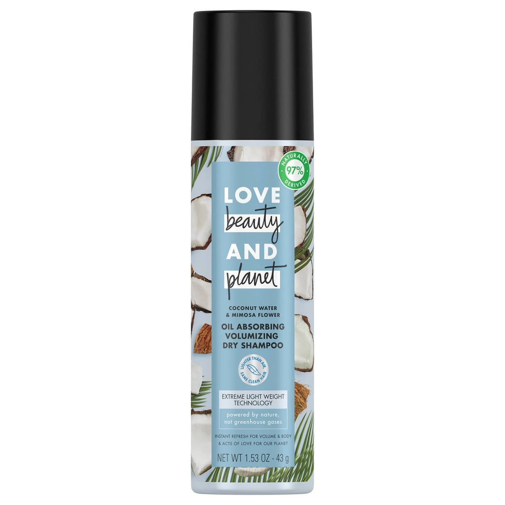 Love Beauty and Planet Coconut Water Dry Shampoo