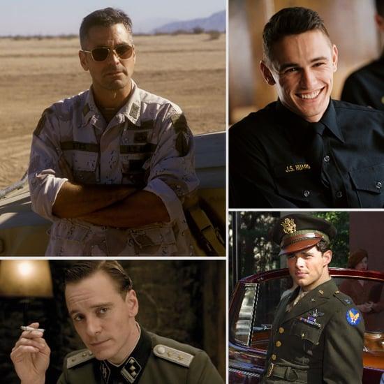 Hot Actors In Uniforms Popsugar Entertainment