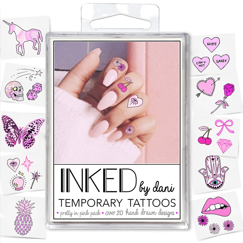 Best Temporary Tattoos For a Barbie Halloween Costume