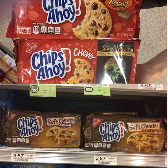 Mom Warns Others About Chips Ahoy Cookies With Peanuts