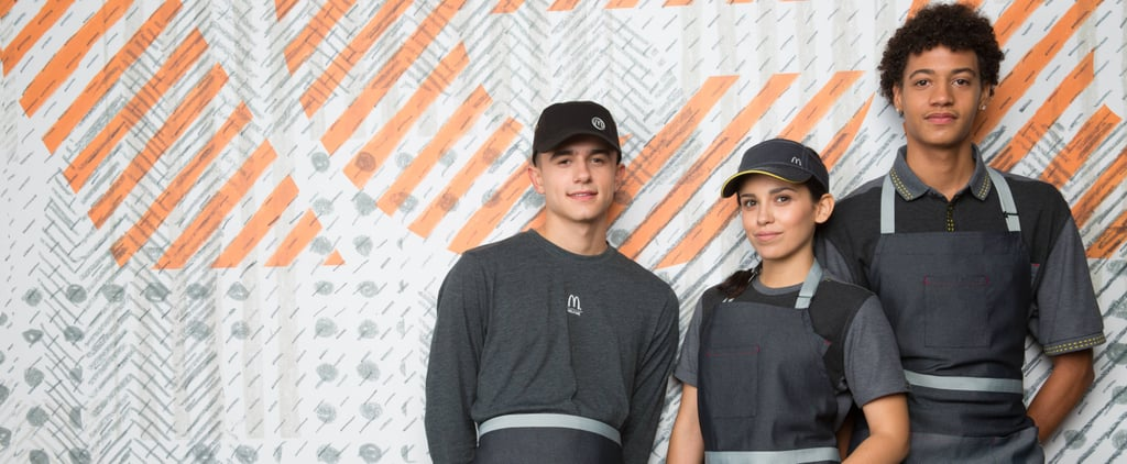 "The Internet Has a Lot to Say About McDonald's New ""Dystopian"" Uniforms"