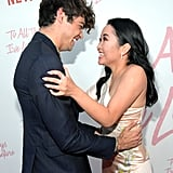 Lana Condor Talks About Friendship With Noah Centineo