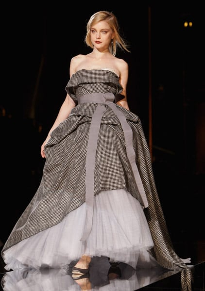 Milan Fashion Week, Fall 2008: Dolce & Gabbana