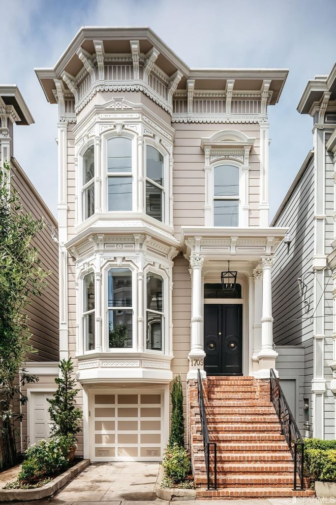 Full House House in San Francisco Pictures