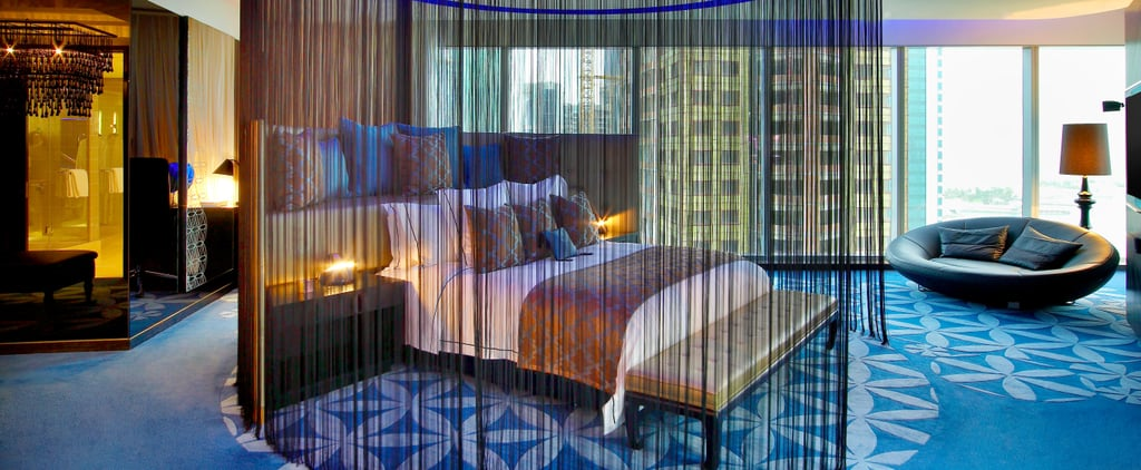 PICTURES: W Doha's Extreme Wow Hotel Suite