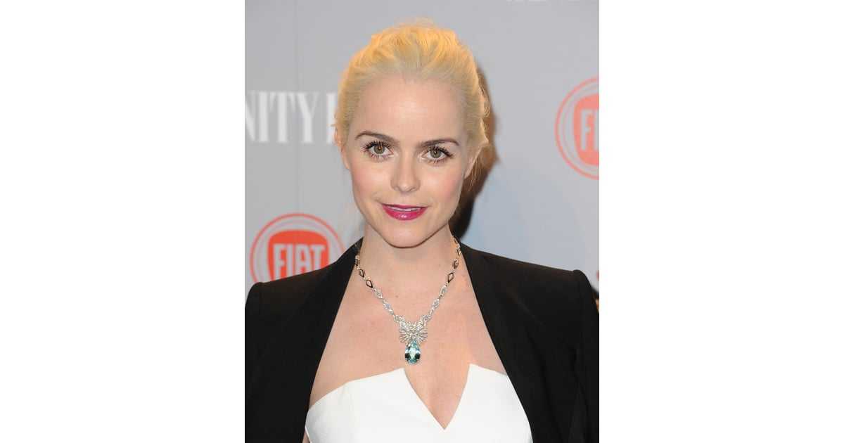Taryn Manning At The Vanity Fair Young Hollywood Party Oscars 2014 Preparties Hair And Makeup