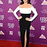 Catherine Zeta-Jones at the Feud: Bette and Joan Premiere March 2017