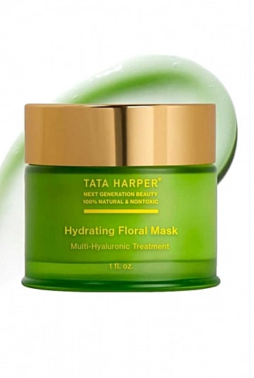 Tata Harper's Floral Mask Review