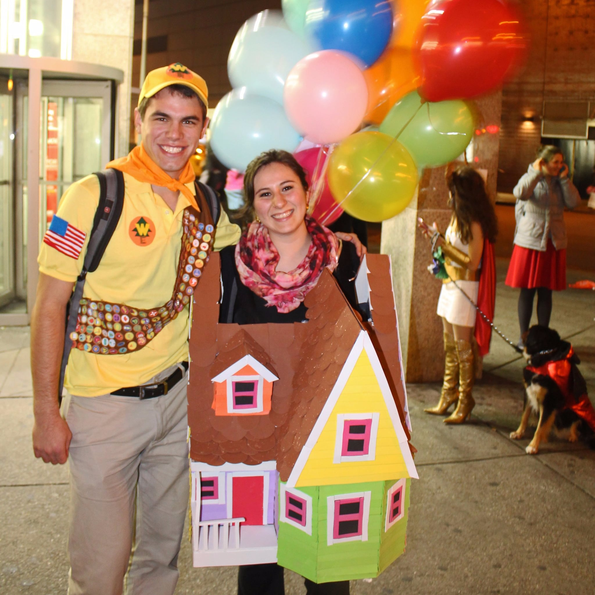 Cheap diy couples halloween costumes popsugar smart living solutioingenieria Gallery