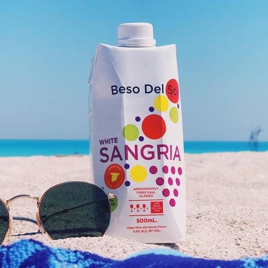 Beso Del Sol Sangria Juice Boxes