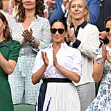 Pippa Middleton's Dress at Wimbledon With Kate and Meghan