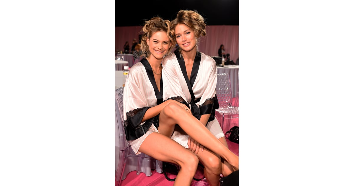 | See All the Victoria's Secret Fashion Show Sexiness ...