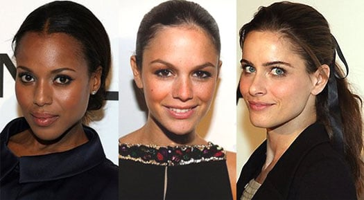Who Looks the Prettiest Plain-Faced at the P.S. Arts Party?