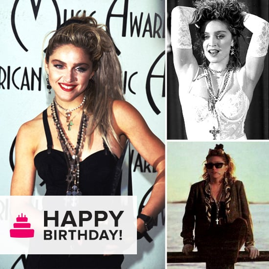 10 Trends Birthday Girl Madonna Totally Made Happen
