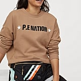 H&M x P.E. Nation Cotton Sweatshirt