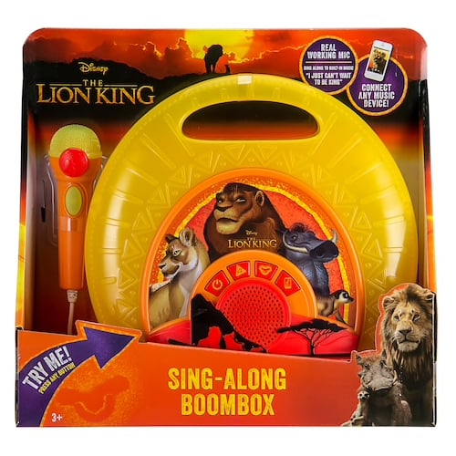 Disney S The Lion King Sing Along Boombox Top Disney Toys 2019 Popsugar Uk Parenting Photo 10
