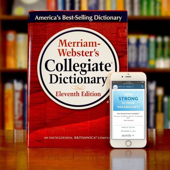 "Merriam-Webster Adds Nonbinary Pronoun ""They"" to Dictionary"