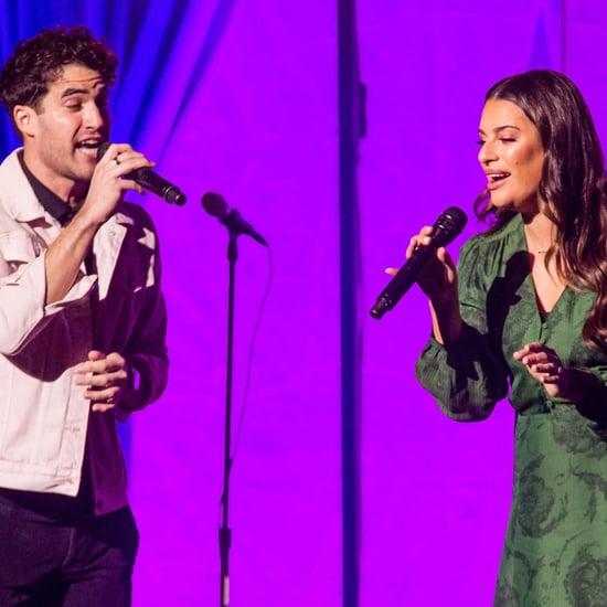 "Lea Michele and Darren Criss ""Shallow"" Cover"
