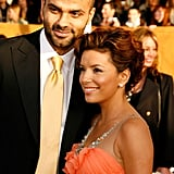 Eva Longoria at the SAGs