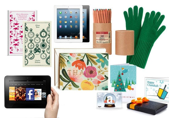 Chocolates and Starbucks cards might be nice, but if you really want to impress your kid's teacher, consider one of the gifts that LilSugar has picked out.