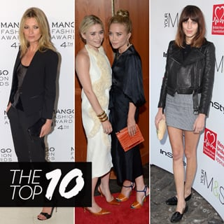 The Top 10 Best Dressed Celebrities Of The Week Including The Olsens, Alexa Chung & More!