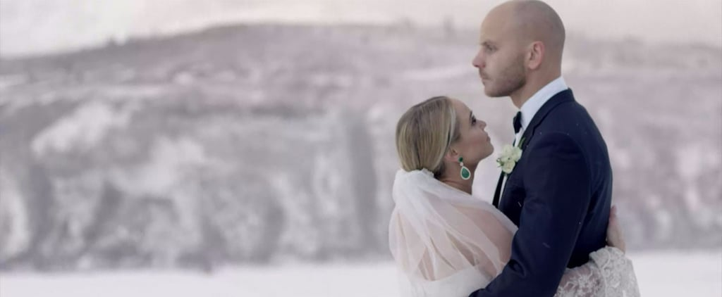 You Might Have to Take a Personal Day After Watching Glee Star Becca Tobin's Emotional Wedding Video