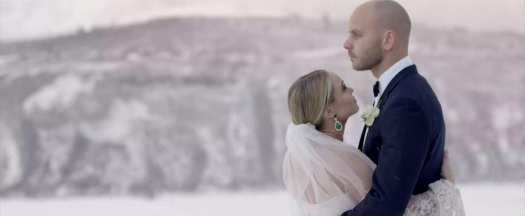 Becca Tobin Wedding Video