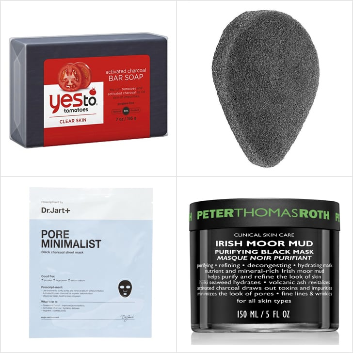 Charcoal Skin Care Products