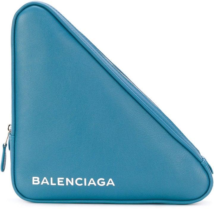 Balenciaga Triangle Pochette S