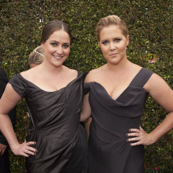 Amy Schumer's Tampon Joke at the 2016 Emmys